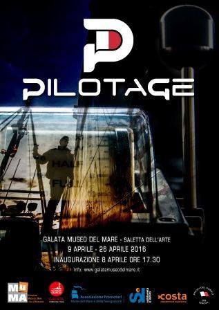 locandina mostra Pilotage