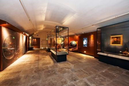sala Colombo al Galata