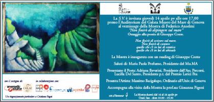 invito evento G. Conte e F. Anselmi