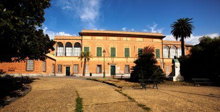 facciata del museo Navale