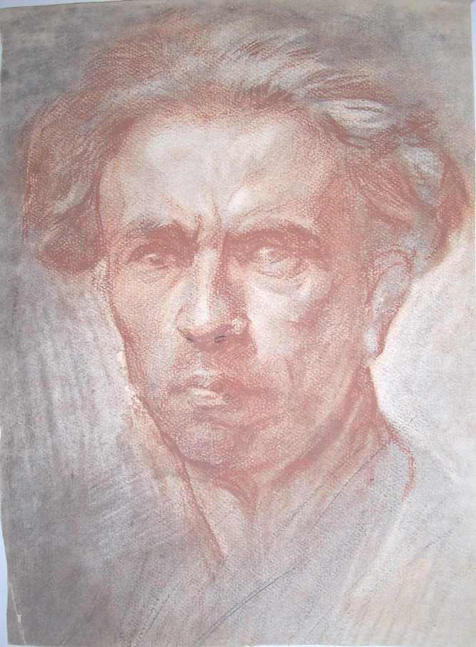 Disegno di Luigi Venzano