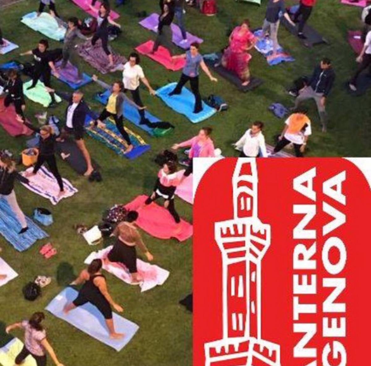 Yoga Solidale  alla  Lanterna