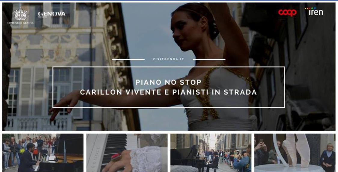 invito Piano no stop