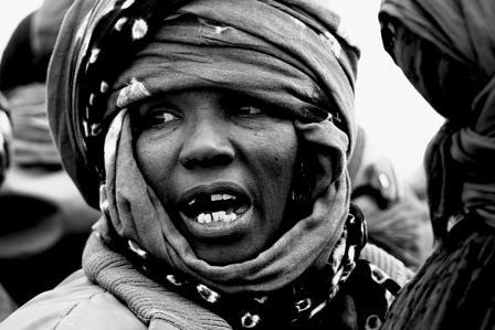 immagine di Luca Greco - Uomo del Sahara Occidentale