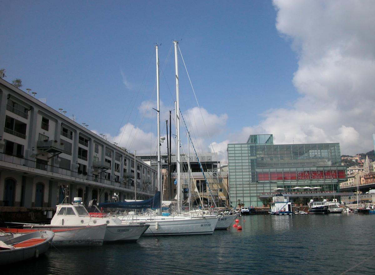 foto Galata Museo del Mare
