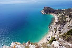 spiaggia della Liguria