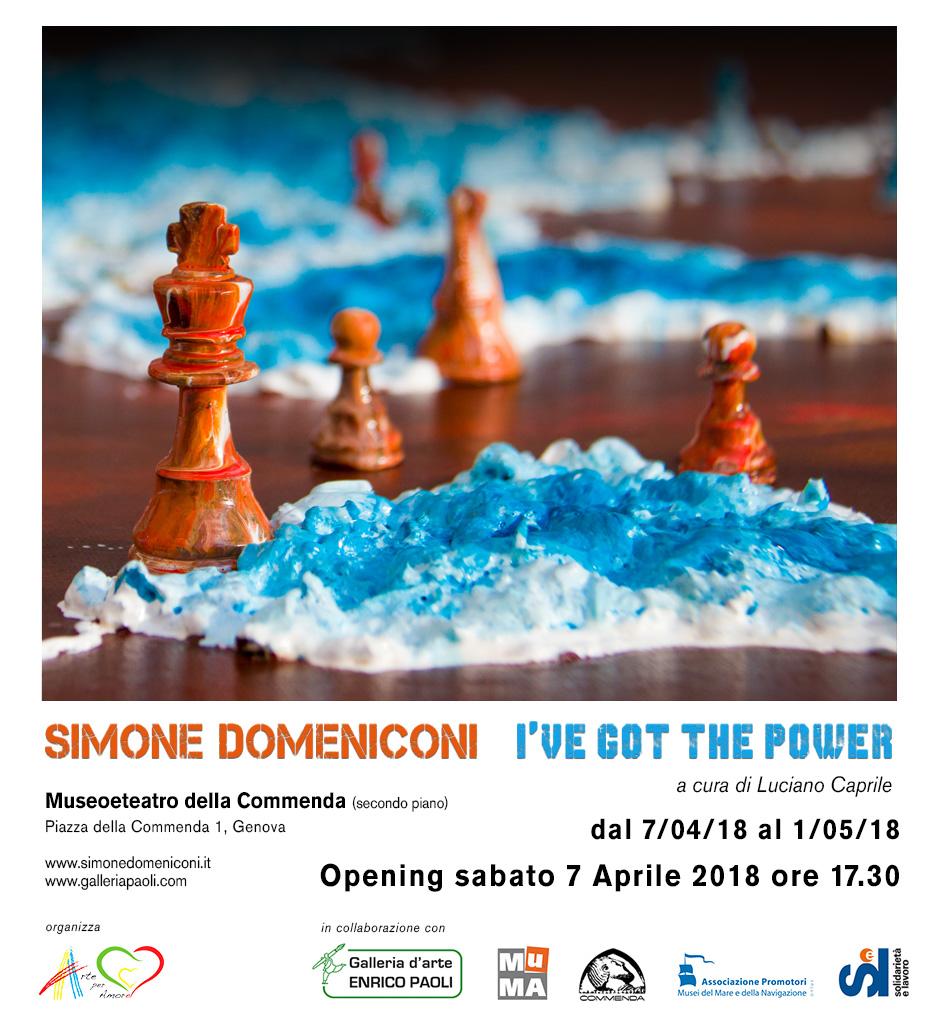 invito Simone Domeniconi
