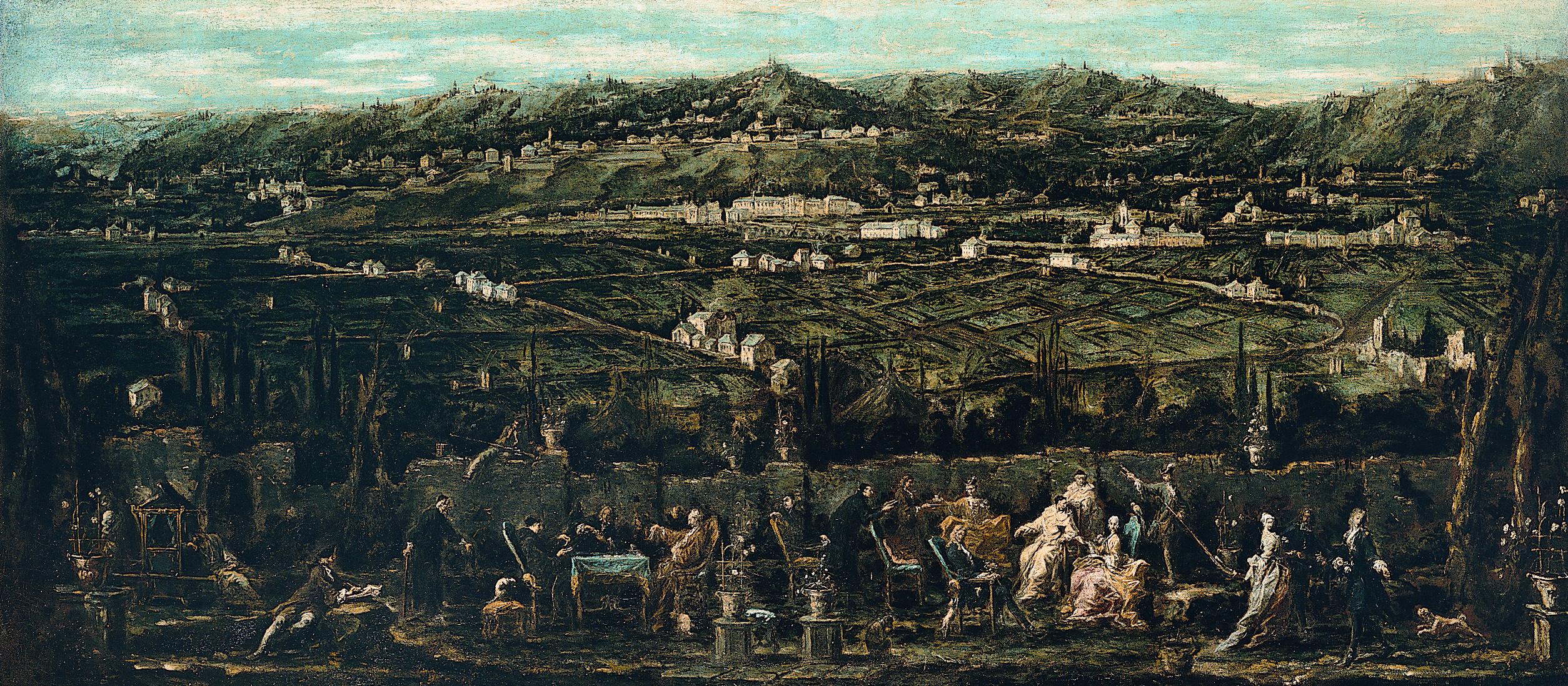 Palazzo bianco musei di genova - Il giardino di albaro ...