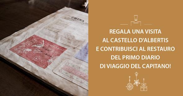 """Crowdfunding """"IL DIARIO DI UN CAPITANO """""""