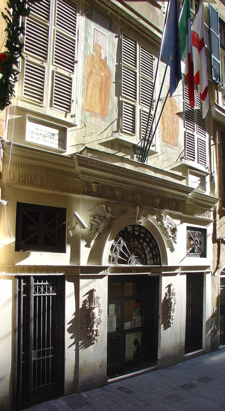 Museo Del Risorgimento.Museo Del Risorgimento Musei Di Genova