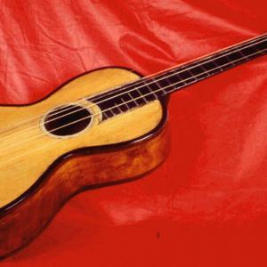 Chitarra di Giuseppe Mazzini