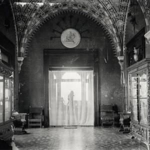 Sala Colombiana (foto d'epoca)