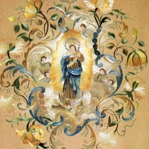 Immaculate Virgin