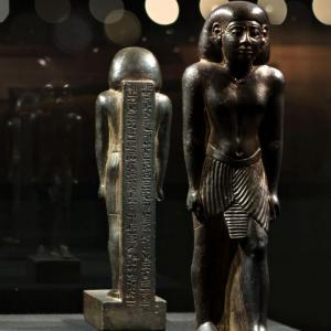 Statuetta funeraria di Pasherienaset