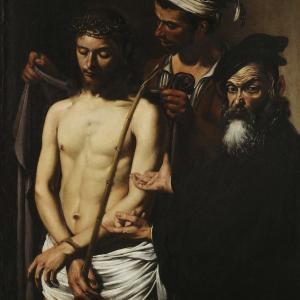 """Caravaggio """"Ecce Homo"""""""
