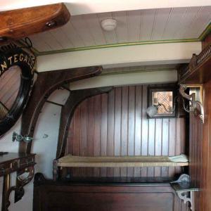 Cabina del Capitano