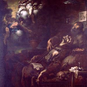 Estasi di San Francesco