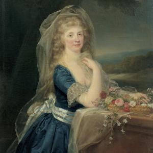 Ritratto di Anna Pieri Brignole-Sale