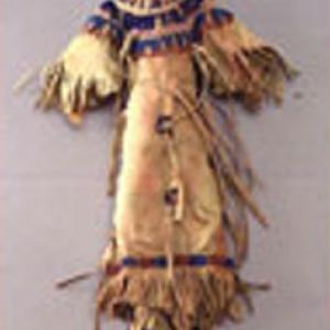 Bambolina, 1880 circa (Dakota dell'Est)