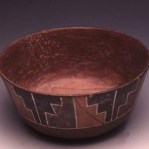 Ciotola,  400 – 300 a.C. (Nasca 1/ Tiawanaku)