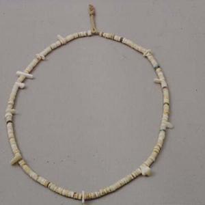 Collana per bambina, fine '800 (fattura Kiova o Comanche)