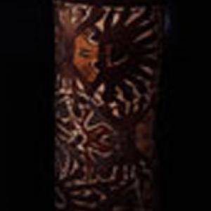 Vaso cilindrico (florero), 125 – 225 d.C. (Nasca 6)