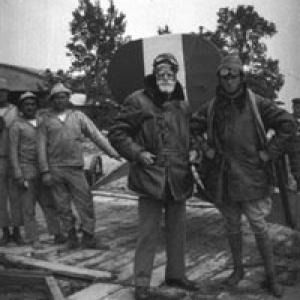 Grado, Maggio-Giugno 1917