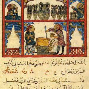 Kitāb-al-Ḥašā'iš (Libro delle erbe)