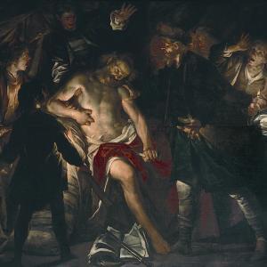 La morte di Catone (circa 1640)
