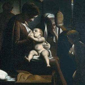 Madonna della candela (circa 1570-1575)