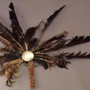 Ornamento per il capo, fine '800 (Indiani delle Pianure)