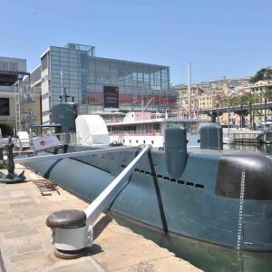OAM – Open Air Museum e Sommergibile S518 Nazario Sauro