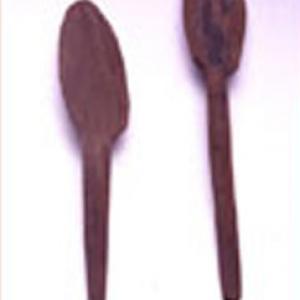 Due spatole,  II a.C. – VII .C. (?) (Lima?)
