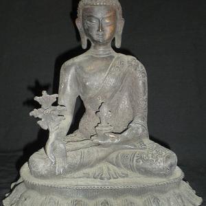 Bhaiṣajyaguru (Sangs-rGyas sMan-bLa)