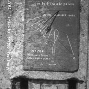 Meridiana sulla Torre del Campese (Isola del Giglio)