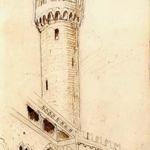 Torre e portico