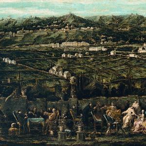 Trattenimento in un giardino di Albaro (circa 1740)
