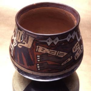Vasetto, 540 – 630 d.C. (Nasca 8/9)