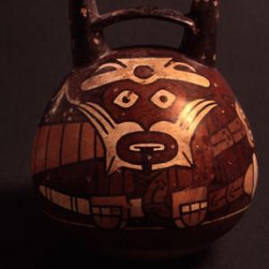 Vaso globulare, 300 a.C. – 0 (Nasca 2/4)