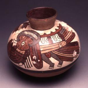 Vaso globulare, 125 a.C. – 0 (Nasca 4)