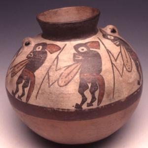 Vaso globulare, 300 a.C. – 0 (Nasca 2/3/4 ?)