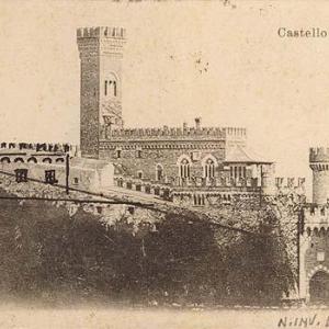 Veduta del Castello da nord-ovest