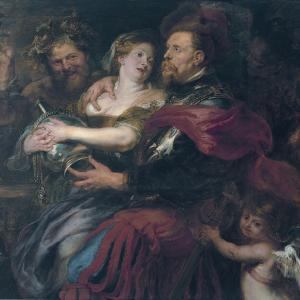 """Peter Paul Rubens """"Venere e Marte"""""""