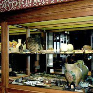 Camera delle Meraviglie del Capitano D'Albertis