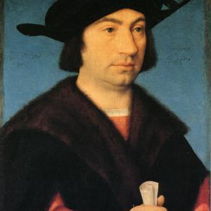Portrait of Stefano Raggio