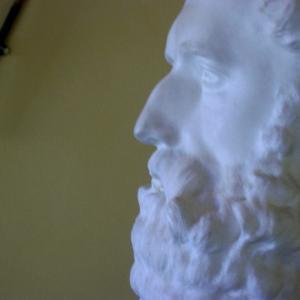 Busto - Luigi Maria D'Albertis