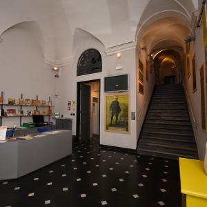 Atrio Museo del Risorgimento