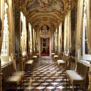 National Galleries of Palazzo Spinola, Genoa, mirror gallery