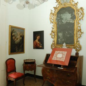 Museo Luxoro - salotto primo piano