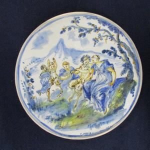 Maioliche liguri - piatto